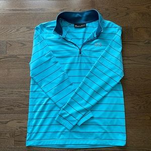 NWOT Mens Under Armour Polo